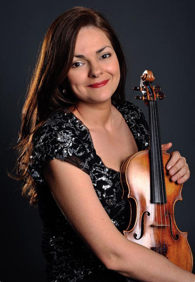 Tatiana Samouil - violin | AP School Of Arts